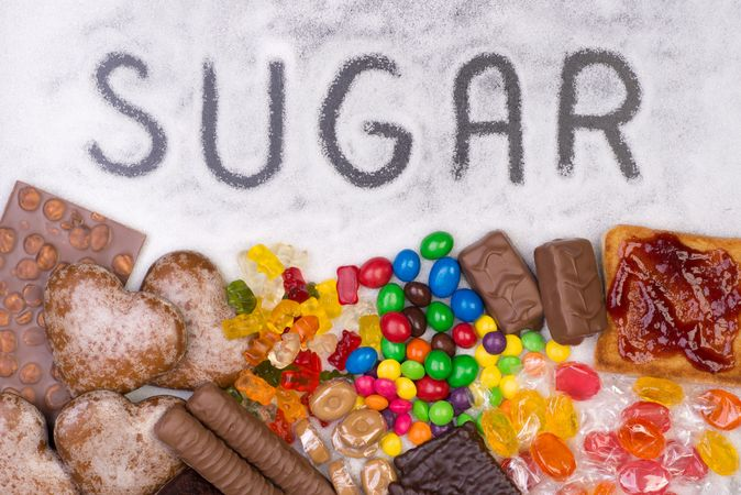 Many turn to sugar for energy or its sweetness -- > to take away a bitter feeling?